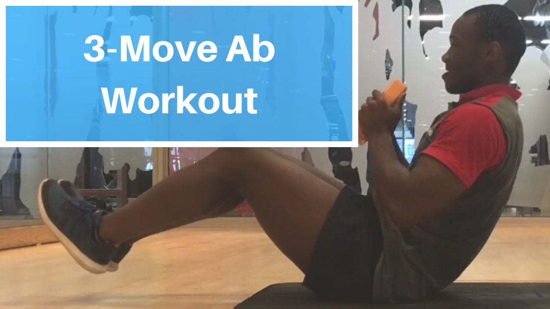 3-Move Ab Workout