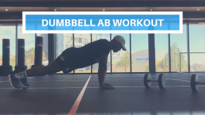 Dumbbell Ab Workout