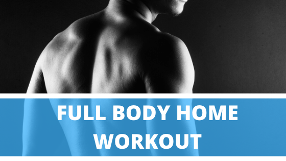 Full Body HIIT Workout (Day 5-6 of 14-Day HIIT Challenge)