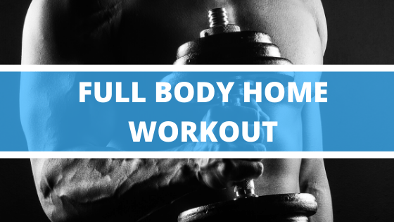 Full Body HIIT Workout (Day 9-10 of 14-Day HIIT Challenge)