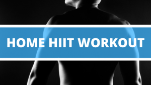 Home HIIT Workout (Day 13-14 of 14-Day HIIT Challenge)