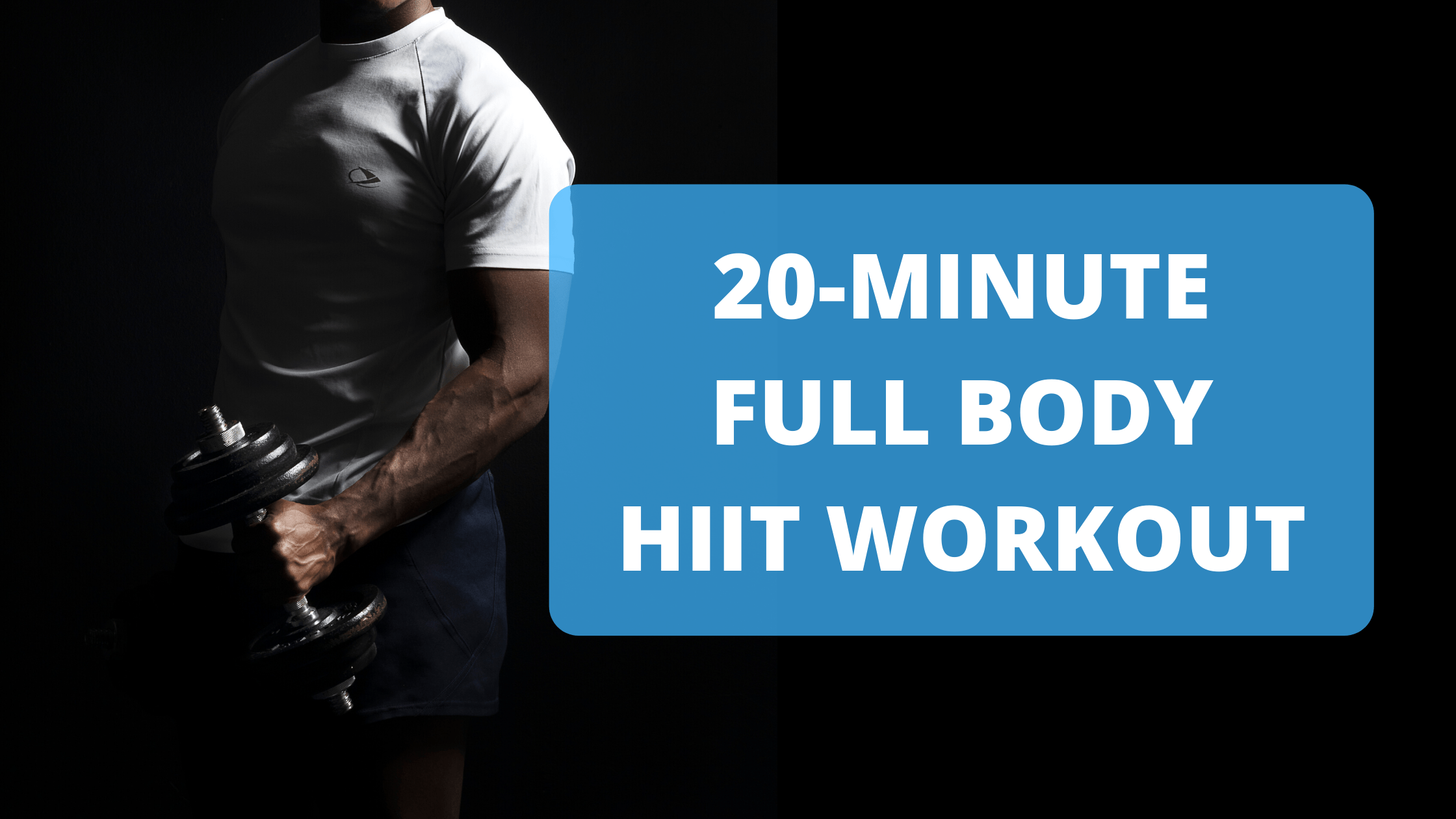 Full Body HIIT Workout Done in 20 Minutes