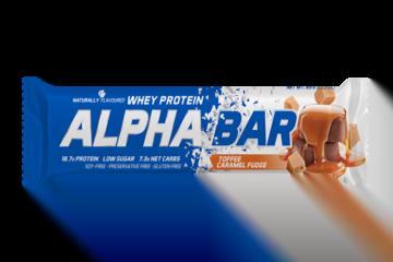 alpha protein bar