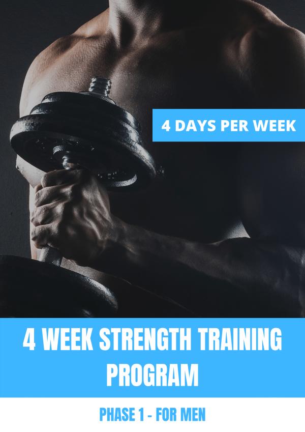 4-Week-Strength-Training-Program-Phase-1